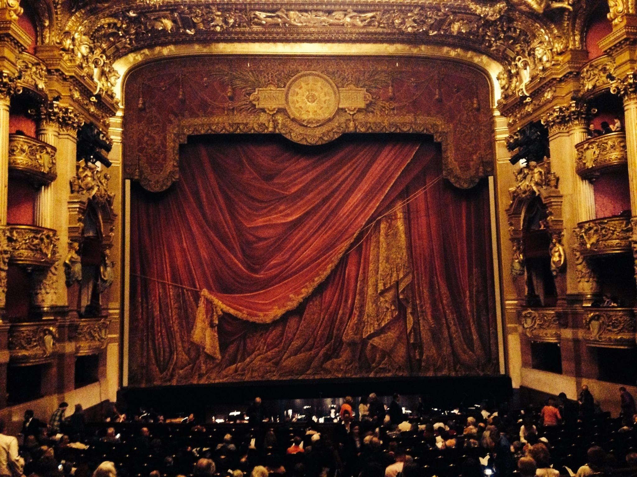 Day 23: March 9 The Opera Garnier, Le Printemps
